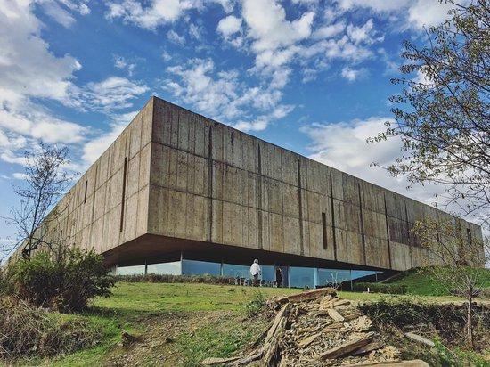 Museu e Parque Arqueológico do Vale do Côa (Museu do Côa)