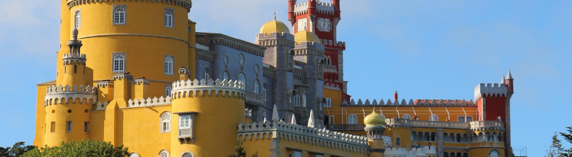 Hotel + Bilhetes Parques de Sintra